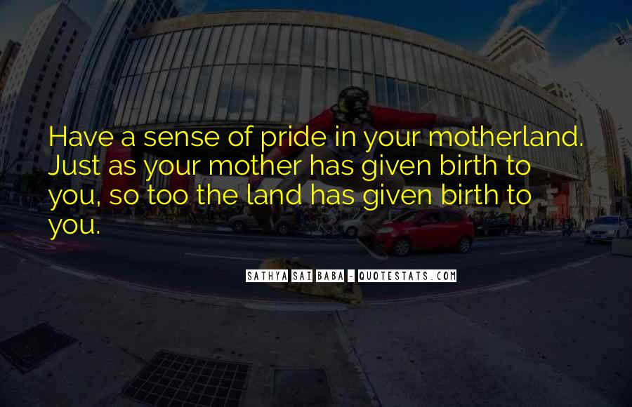 Non Birth Mother Quotes #302922