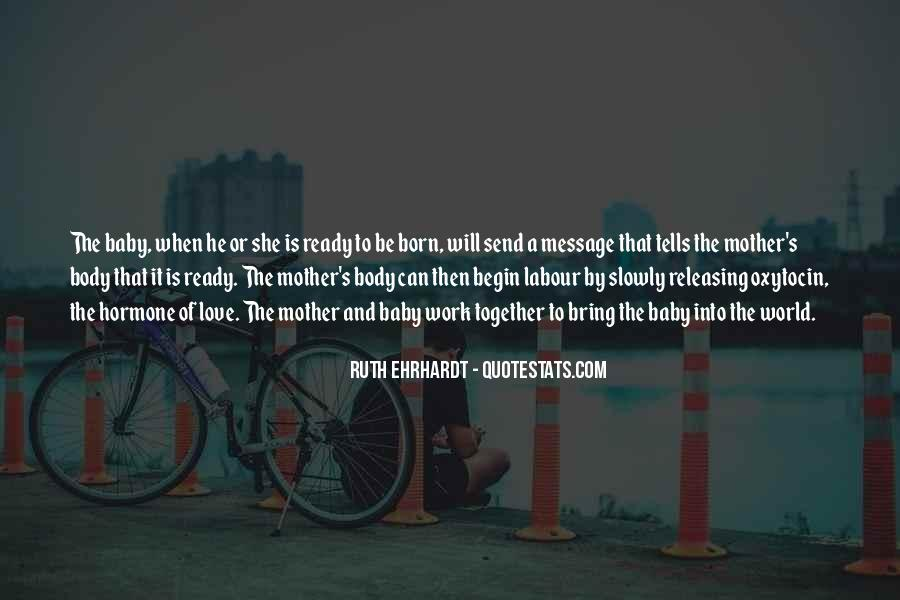 Non Birth Mother Quotes #376811