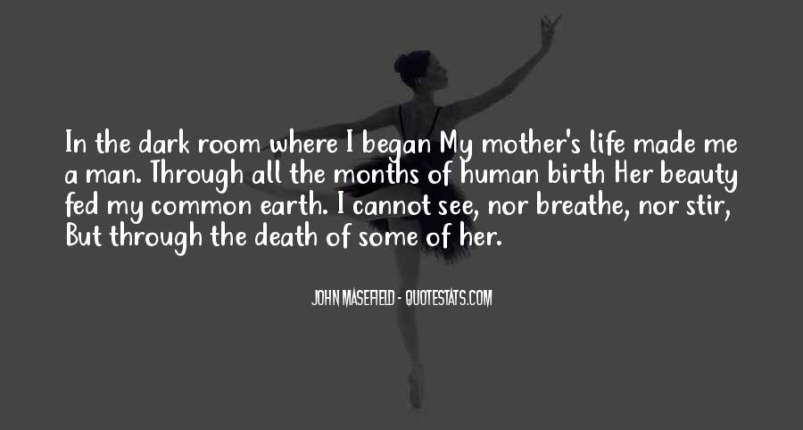 Non Birth Mother Quotes #380403