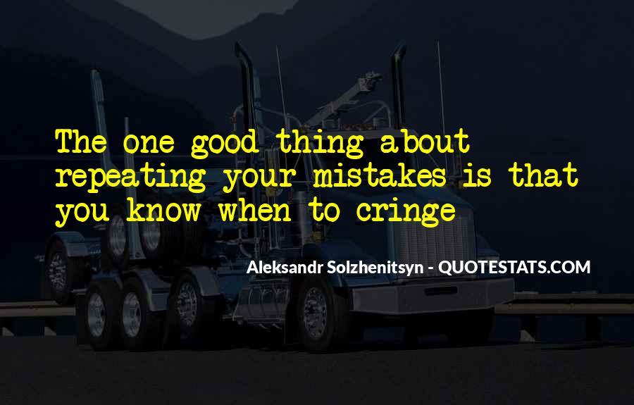 Non Cringe Quotes #1220306