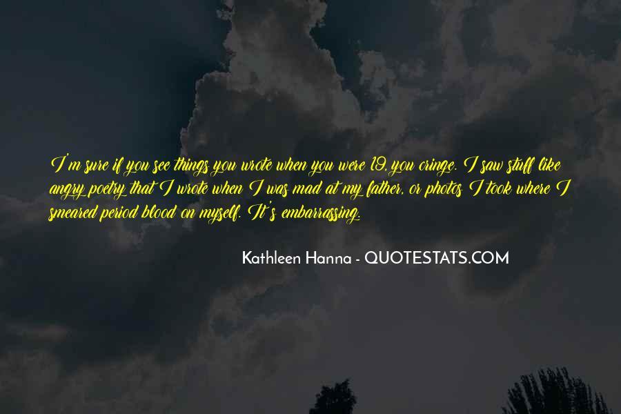 Non Cringe Quotes #1237586