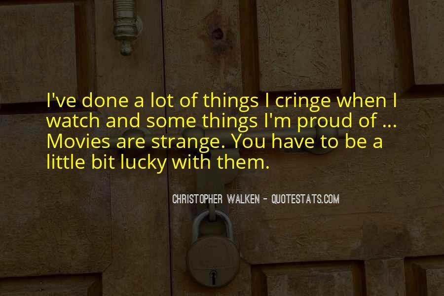 Non Cringe Quotes #1348026