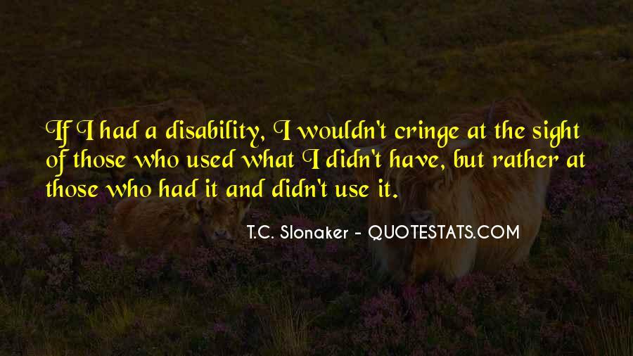 Non Cringe Quotes #173998