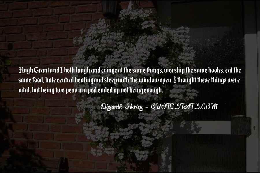 Non Cringe Quotes #238727