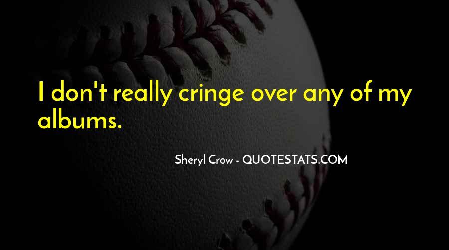 Non Cringe Quotes #306452