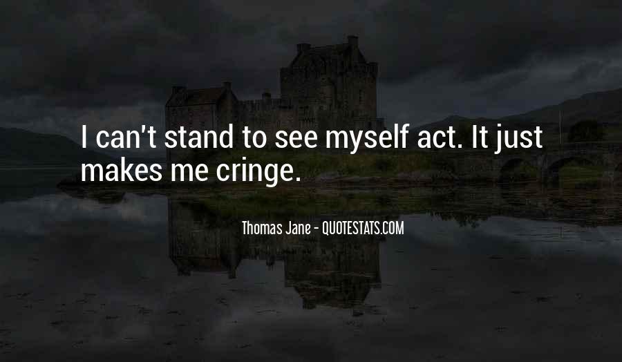 Non Cringe Quotes #55575