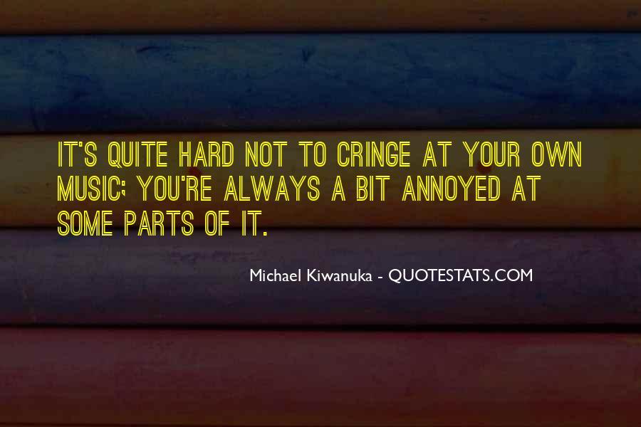 Non Cringe Quotes #626814