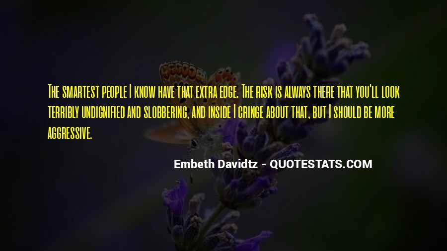Non Cringe Quotes #782238