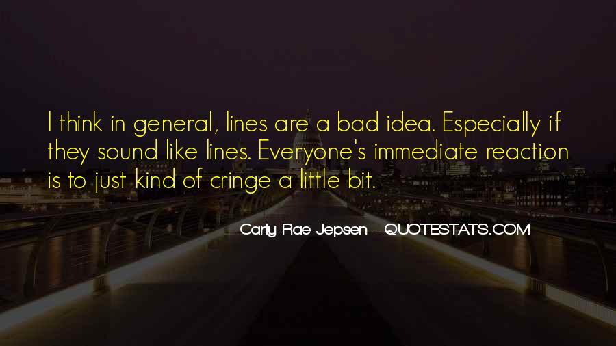 Non Cringe Quotes #894136
