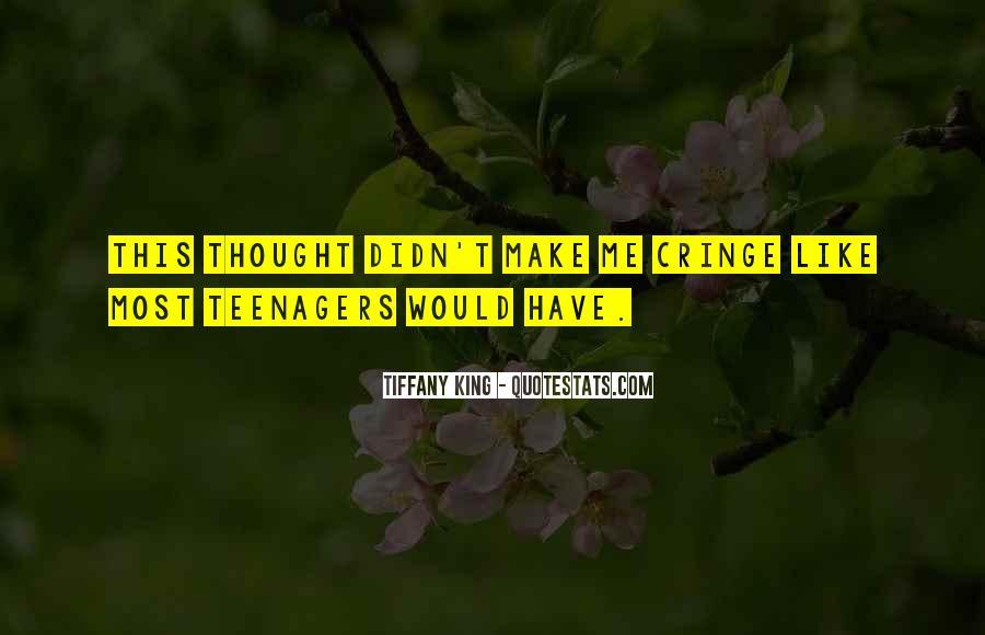 Non Cringe Quotes #908866