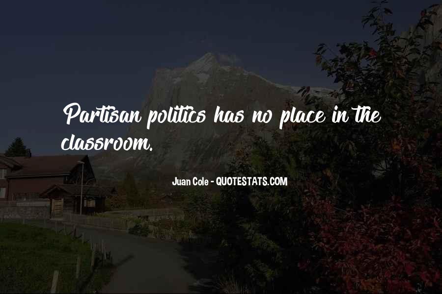 Non Partisan Quotes #134796