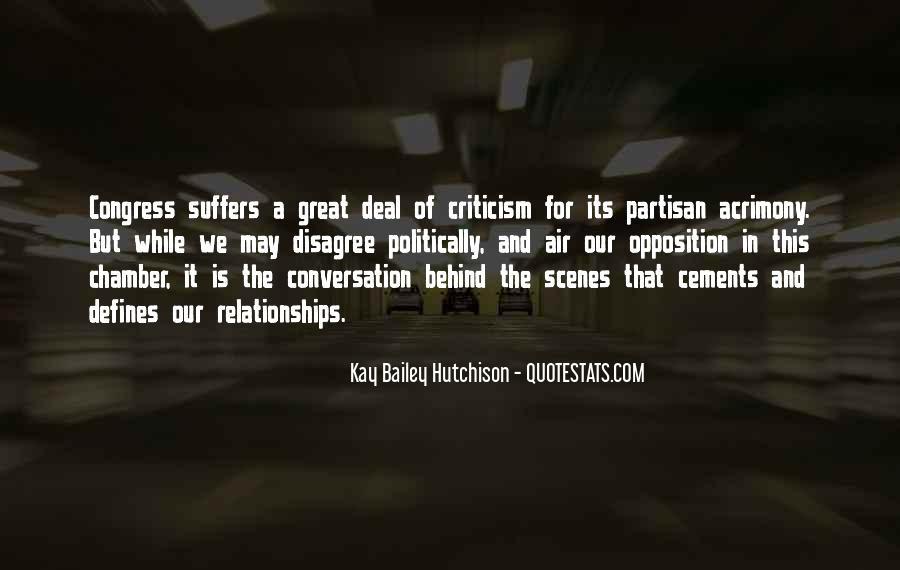 Non Partisan Quotes #140086