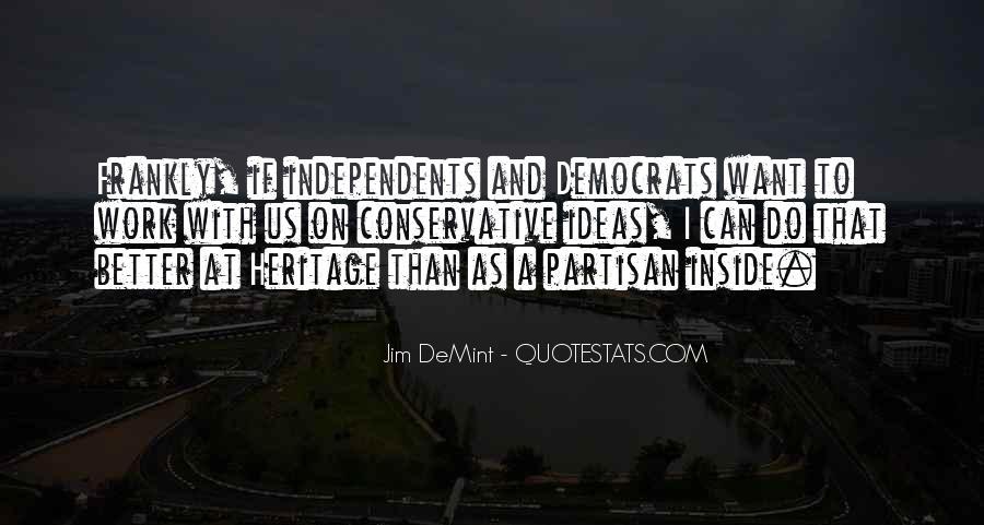 Non Partisan Quotes #208418
