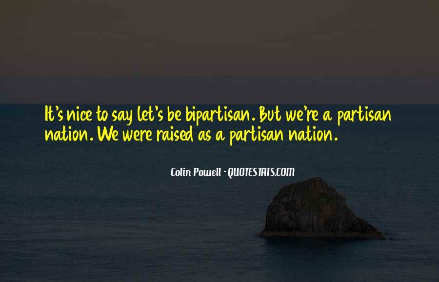 Non Partisan Quotes #216751
