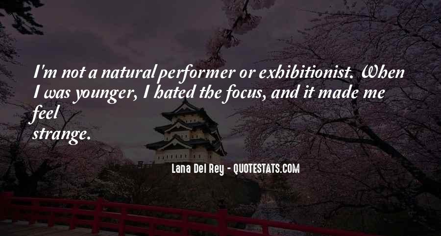 Non Performer Quotes #94251