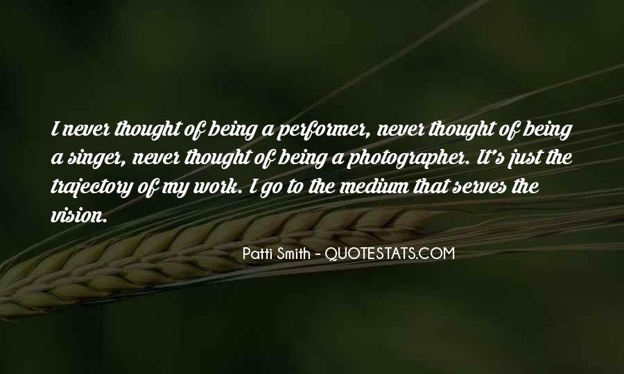 Non Performer Quotes #98065