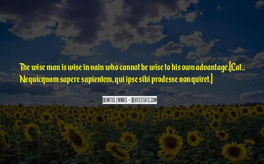 Non Sibi Quotes #1706308