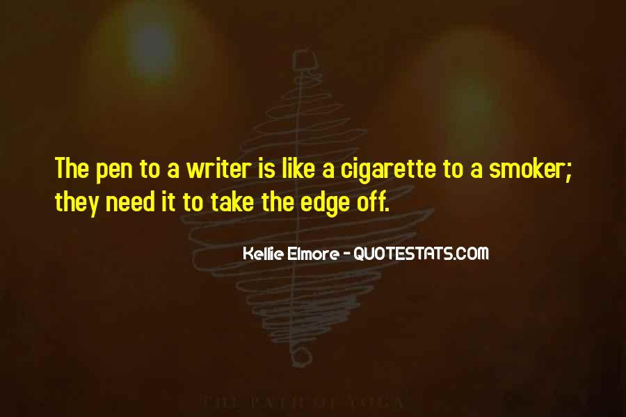 Non Smoker Quotes #1011240