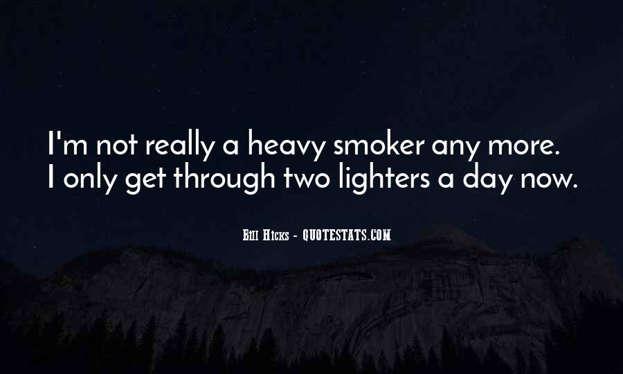Non Smoker Quotes #1129407
