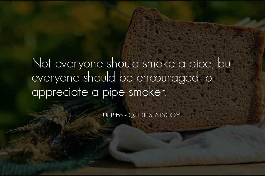 Non Smoker Quotes #1278895