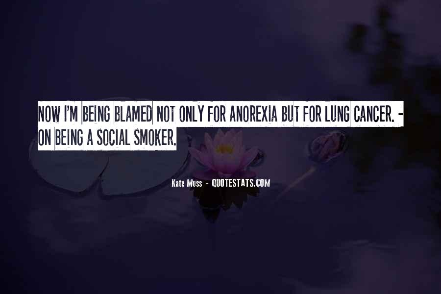 Non Smoker Quotes #1433063