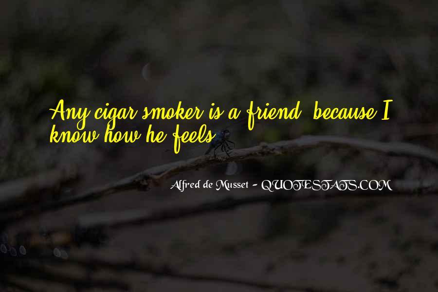 Non Smoker Quotes #1451614