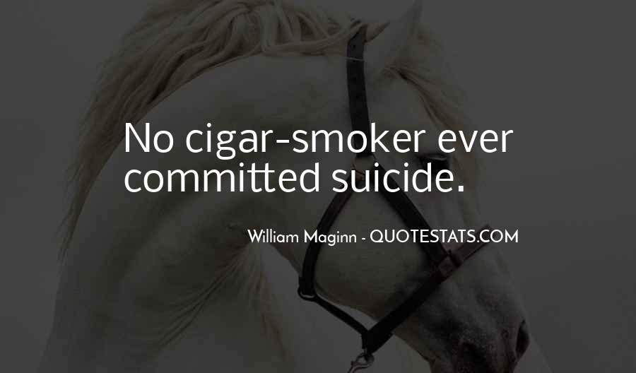 Non Smoker Quotes #1719565