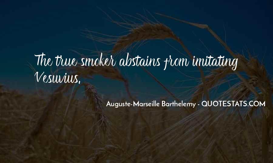Non Smoker Quotes #1756747