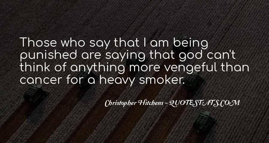 Non Smoker Quotes #330103
