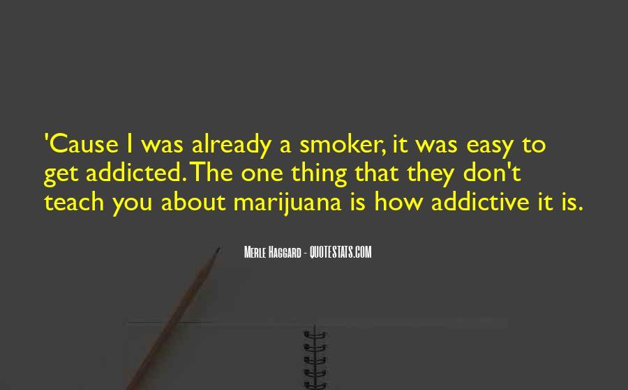 Non Smoker Quotes #348962