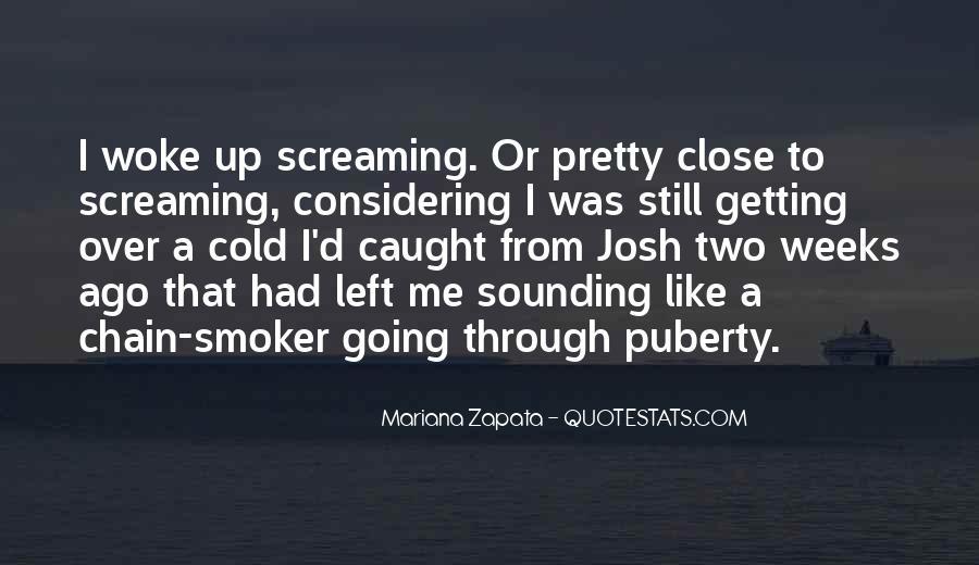 Non Smoker Quotes #373397