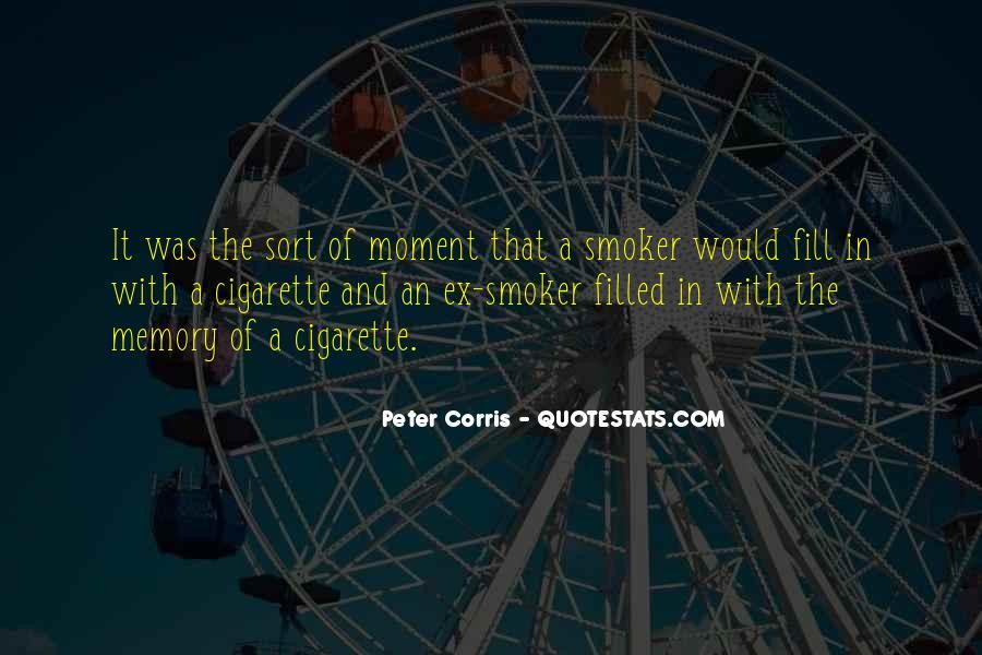 Non Smoker Quotes #44158