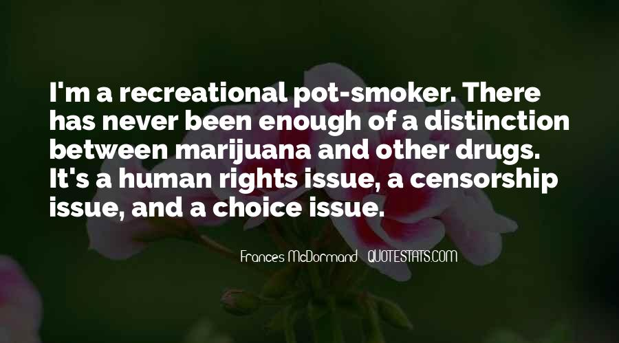 Non Smoker Quotes #534759