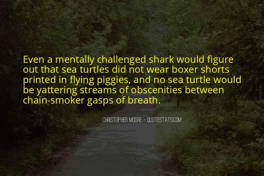 Non Smoker Quotes #541310