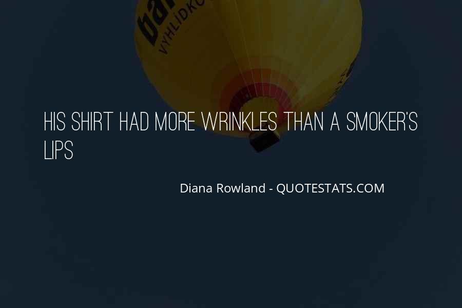Non Smoker Quotes #552445