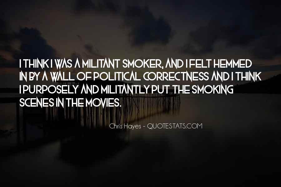 Non Smoker Quotes #576823