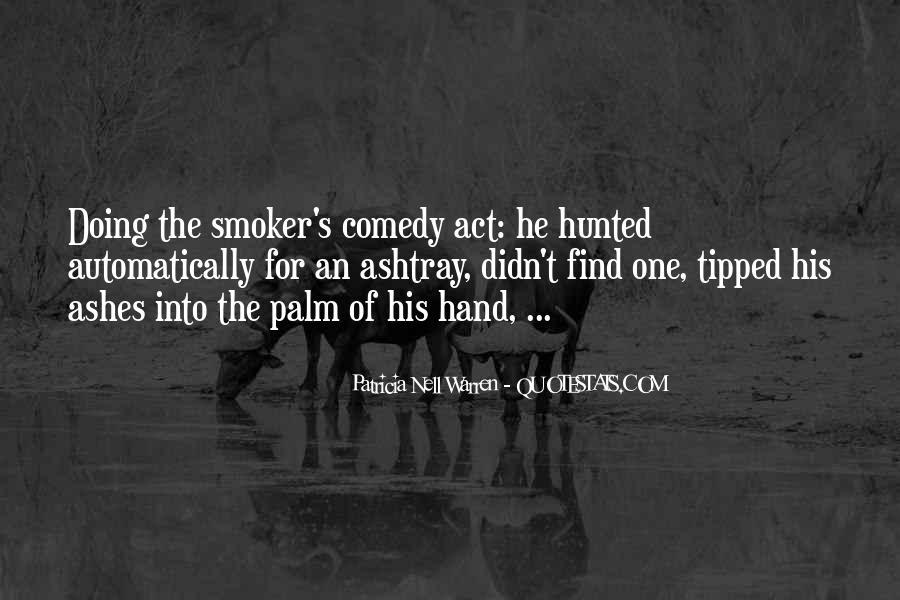 Non Smoker Quotes #980881