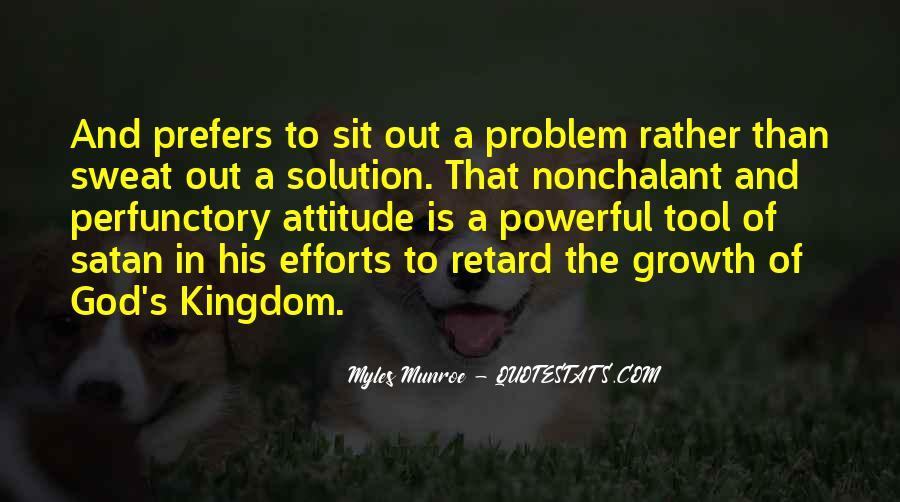 Nonchalant Attitude Quotes #932284