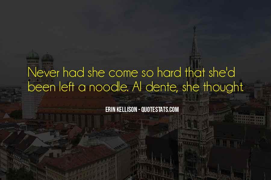 Noodle Quotes #1265484