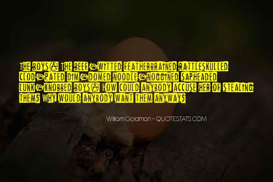 Noodle Quotes #1434546