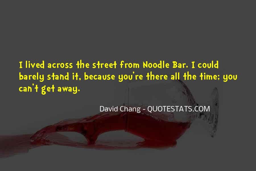Noodle Quotes #1722158