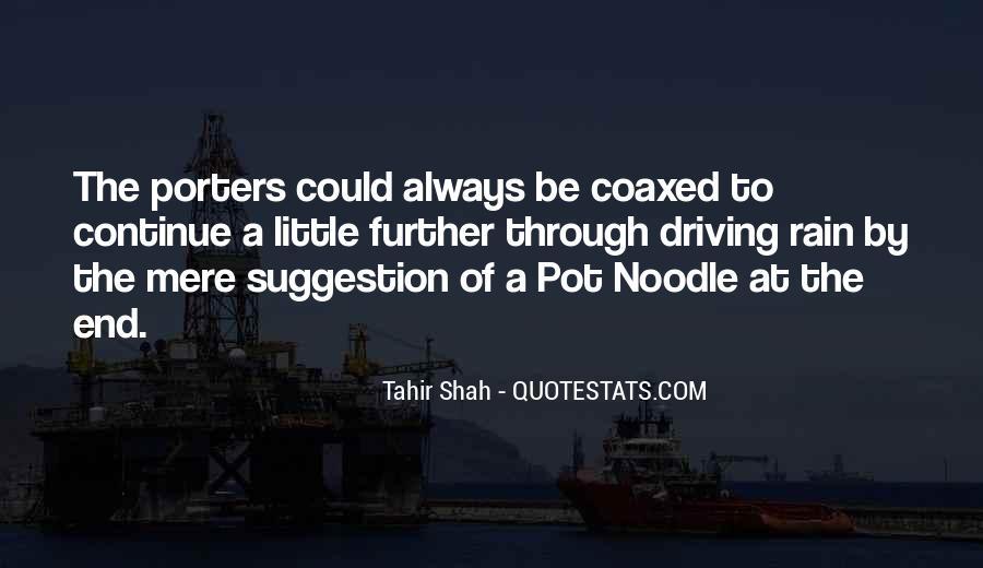 Noodle Quotes #1872321