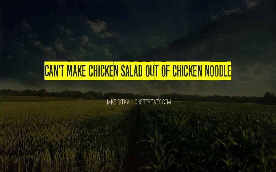 Noodle Quotes #208776