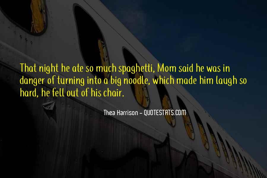 Noodle Quotes #916840