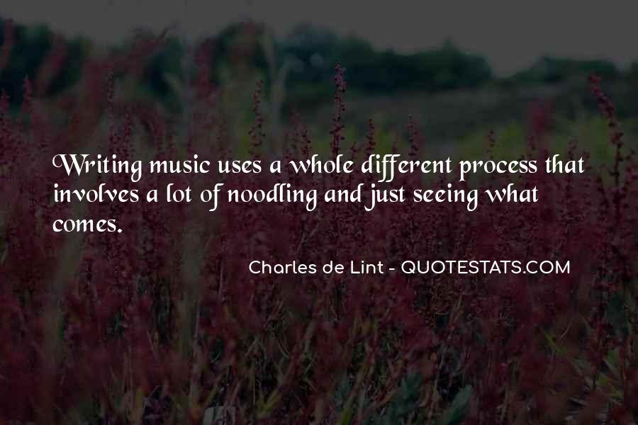 Noodling Quotes #812089