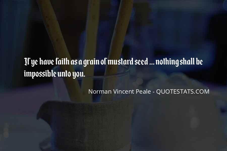 Norman Vincent Quotes #106420