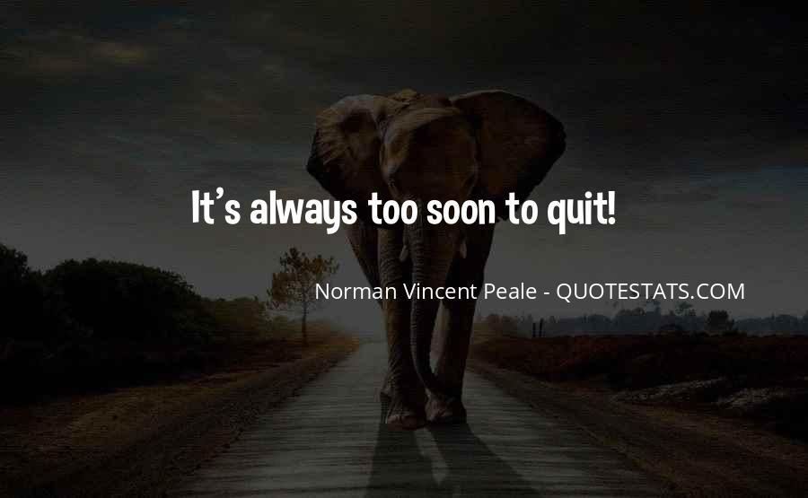 Norman Vincent Quotes #12928