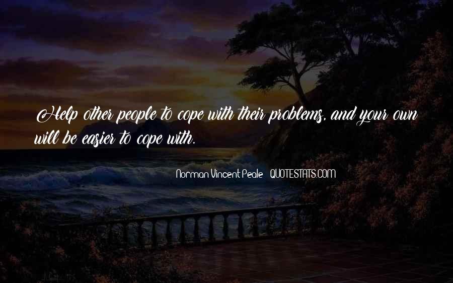 Norman Vincent Quotes #136840