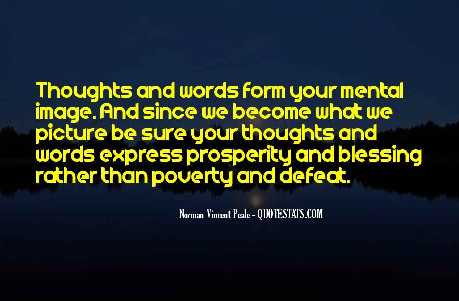 Norman Vincent Quotes #170495