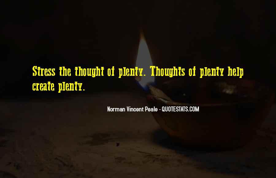 Norman Vincent Quotes #174673